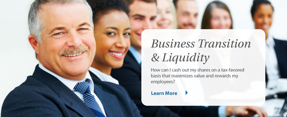Business Transitions & Liquidity