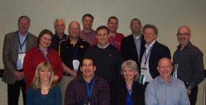 Paul and other members of the OTEA wnership Culture Committee
