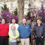 AACE Judges and Abe.
